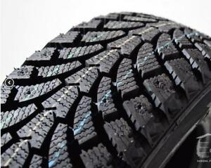 Four NEW 225/50/17 Antares Grip 60 Winter Tires
