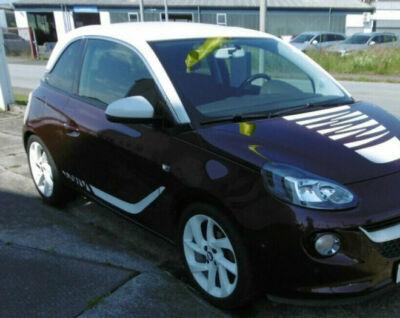 Opel Adam Aufkleber