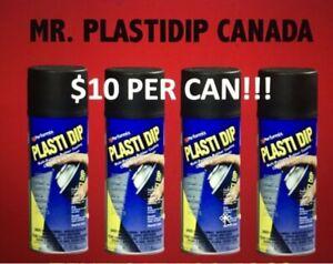$12 Plasti Dip- Local Pick Up or Online @ www.mrplastidip.com