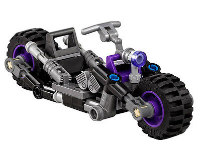 New Lego Catcycle Vehicle  From 70902 Catwomans Motorcycle Bike Batman Movie