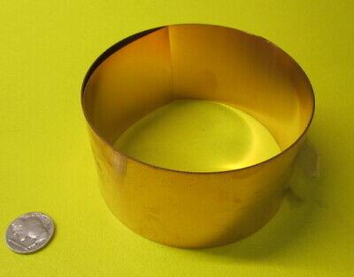 510 Phosphor Bronze Bar .008 -.001thick X 2 Wide X 48.0 Length