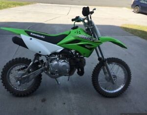 Wanted: klx 110L