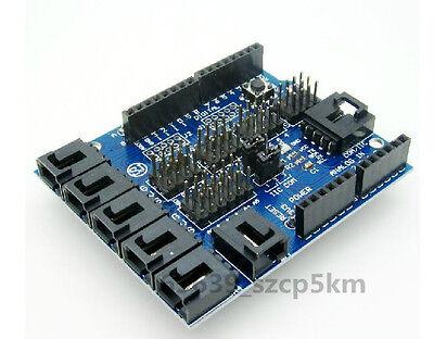 Sensor Shield Expansion Board For Arduino Uno - V4.0