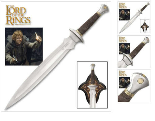 UC2614 - Sword of Sam Samwise Gamgee HOBBIT LOTR - OFFICIALLY LICENSED NEW