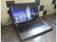 "HP G7 17.3""LAPTOP, FAST i3 2.20GHz, 6GB RAM, 320GB, WIFI, WEBCAM, HDMI, DVDRW, OFFICE, ANTIVIRUS"