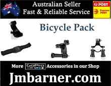 *SALE* For Gopro - Bicycle Pack 4 in 1 - Bike Strap Mount Brisbane City Brisbane North West Preview