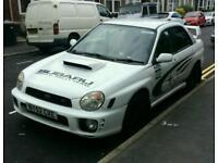 Bargain Subaru gx2.0 non turbo