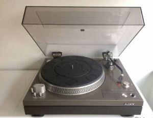 Turntable - Sony PS-6750 - Best & very rare unit made by Sony