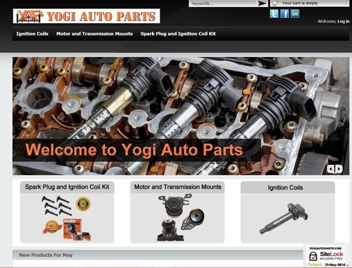 Yogi Auto Parts