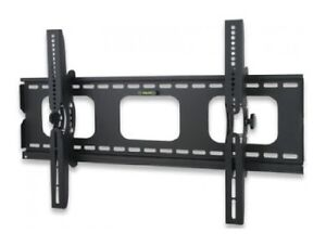 Techly Tilting TV Wall Mount with Lock - 32-60in - 80kg - 600mm