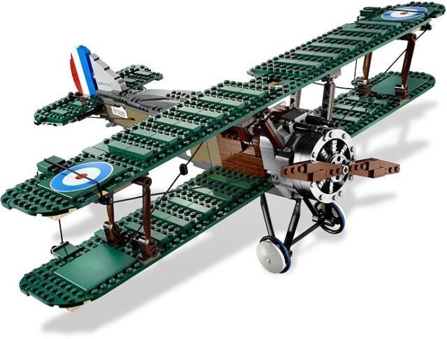 Lego 10226 Sopwith Camel - Brand New In Sealed Box