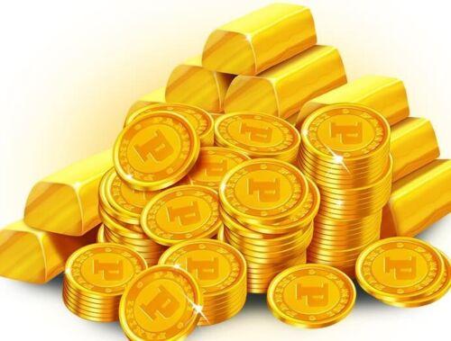 DIGITAL Panini Blitz Digital Coins -50,000 (50k) Gold Coin Token App