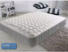 King-size mattress 5ft Memory Foam Quilted Mattress BRAND NEW UNUSED