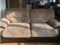 2/3 seater sofa free delivery