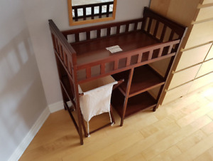 CARTER's Baby changing table set/ Table a langer pour bebe +