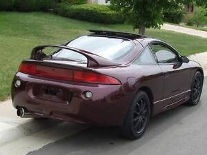 1997 Mitsubishi Eclipse GST or GSX Coupe (2 door)