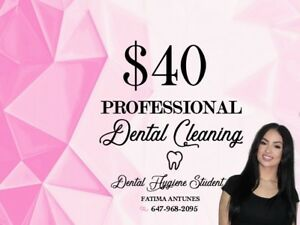 LOW COST DENTAL CLEANING