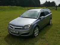 Vauxhall astravan 1.9 cdti sportive