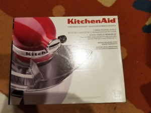 Gently Used KitchenAid 1 Piece Pouring Shield