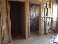 RESIDENTIAL AND COMMERCIAL FRAMING & DRYWALL INSTALLATION