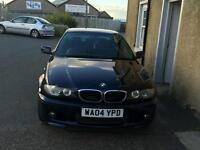 (2004) 04 BMW 318CI 2.0L COUPE UP FOR SWAPS OR QUICK SALE VGC ANY TRIAL WELCOME TRY ME