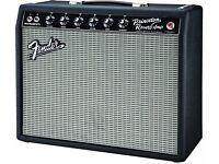Wanted: Fender '65 Princeton Reverb (Tube version) Cash waiting