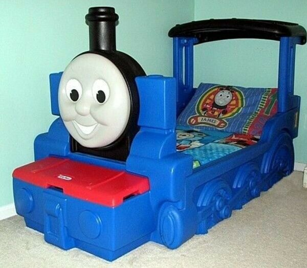 Thomas The Tank Engine Toddler Bed.Thomas The Tank Engine Toddler Bed In Greenock Inverclyde Gumtree