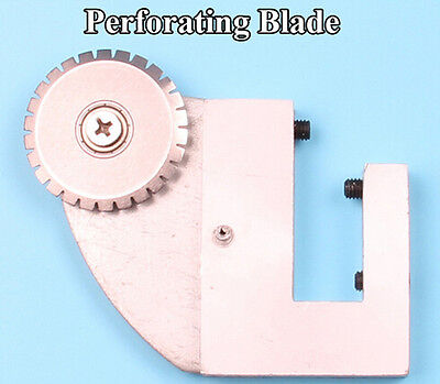 1pc Perforating Blade of 18inch Blue 460mm Electric Creasing Cutting Perforator