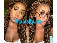 Trained Hair Weave and Braiding Specialist