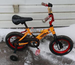 "Boy's 12"" Bike for sale"