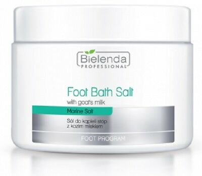 Bielenda Professional Foot Bath Salt With Goat