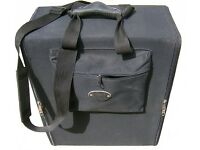 "4U 19"" padded soft-rack carry case"