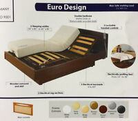 Electric Hospital Bed Double & Bariatric Adjustable beds AB4CD