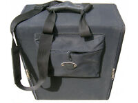 "4U 19"" padded soft-rack carry case"