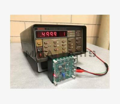 Keithley 614 Electrometer With Triax Cable