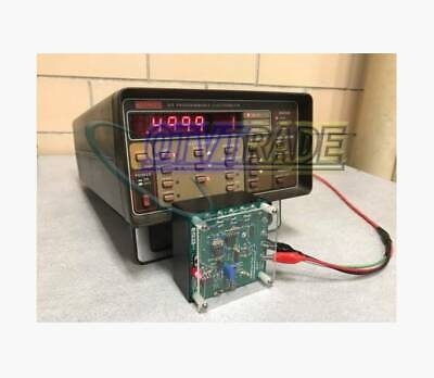 Keithley 614 Electrometer Current