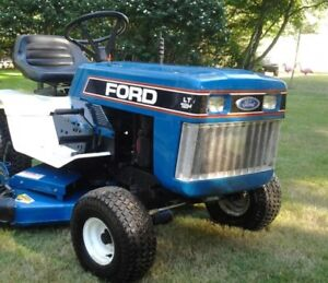 Wanted garden tractor or lawn tractor