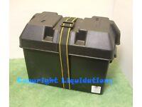 Attwood Power Guard 27M Vented Battery Case / Box T-660 For Boats, Vans, Caravan