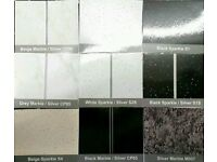PVC Cladding 6 different colours