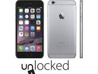 64GB Apple iPhone 6 Mobile Phone - Space Grey - Unlocked
