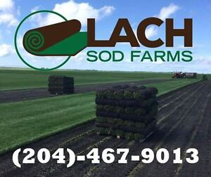 Lach Sod Farms•Save $, Buy Directly From Producer•(204)-467-9013