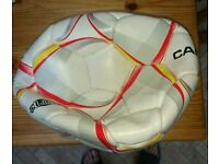 Football brand new hand stitched size 4