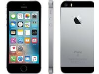 Apple Iphone 5SE space grey 16 gb on 3 network