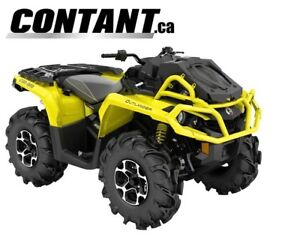 2019 VTT Can-Am Outlander  Outlander X MR 650
