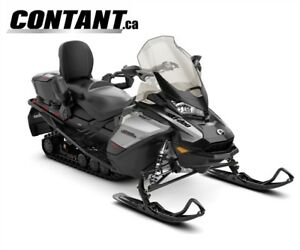 2019 Ski-Doo Grand Touring Grand Touring LTD 900 ACE E.S.