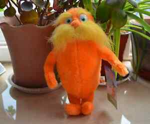 Dr. Seuss The Lorax Plush Toy, 9