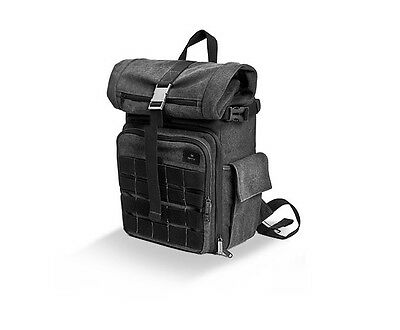 MATIN Roll Top Camera Bag Backpack Waterproof Bag For D-SLR SLR RF Lens - Black
