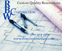 Complete Home Renovations and Repairs
