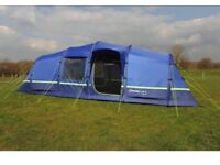 Berghaus air 8 tent and porch