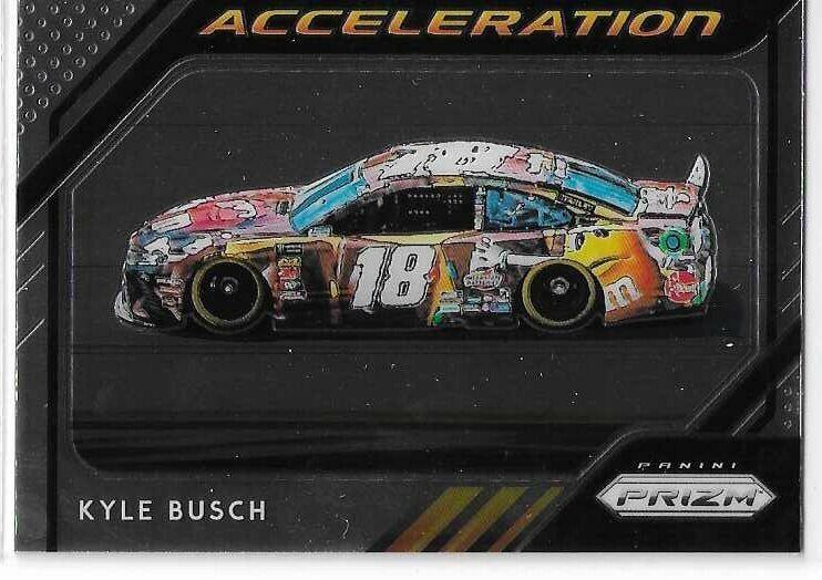 2019 Wave 6 Kyle Busch California 200th Win Hauler 1//64 NASCAR Authentics